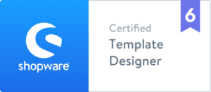 Shopware 6 Certified Template Designer